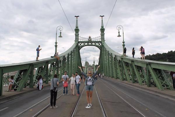 Marie i Budapest
