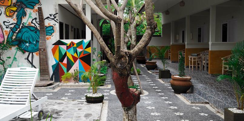 Globetrotter Anne-Li Gownsandroses hjem på Bali