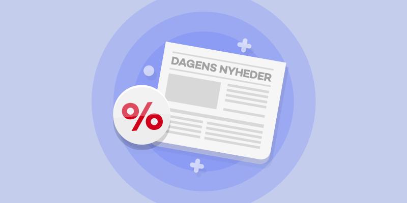 Få 50% i studierabat på avis nyheder