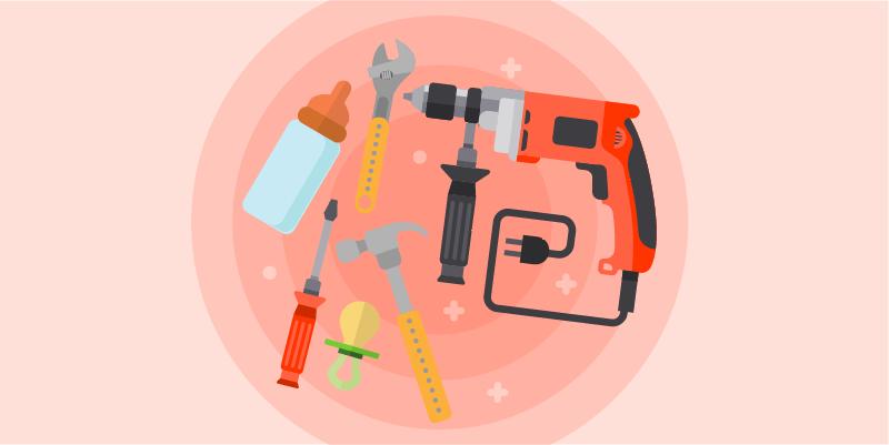 Ikon for håndværkerfradrag eller servicefradrag