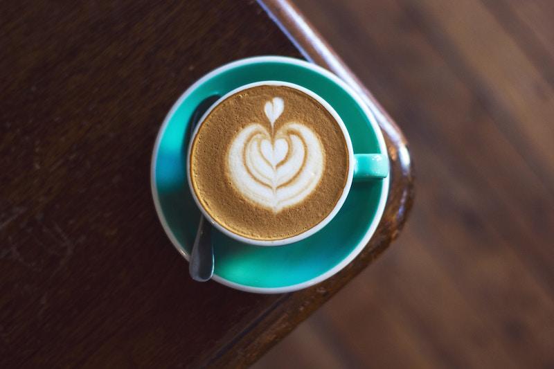 Kaffe fra kantinen
