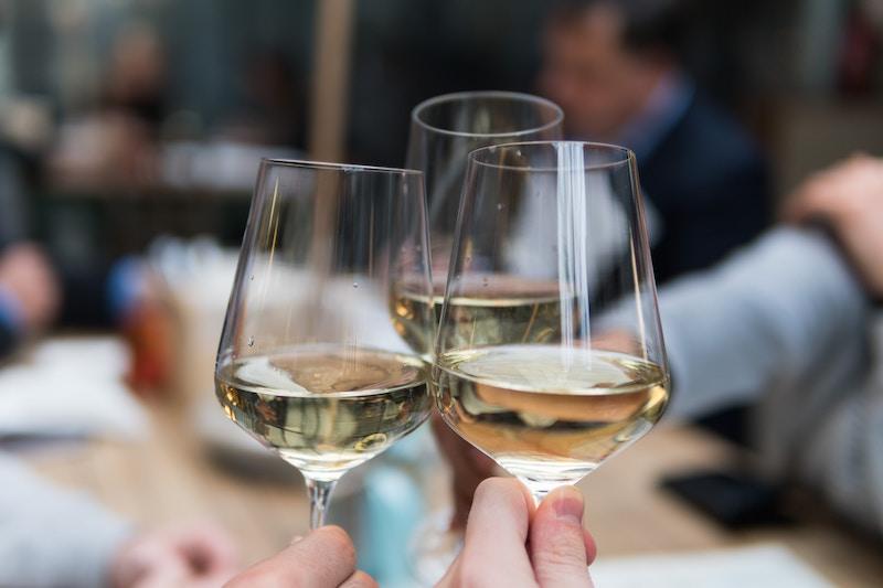 Mad og vin er vigtigt