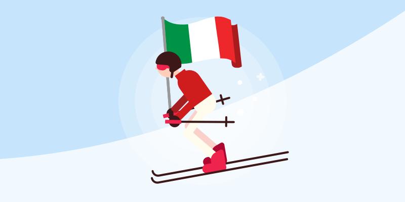 slalom skiferie