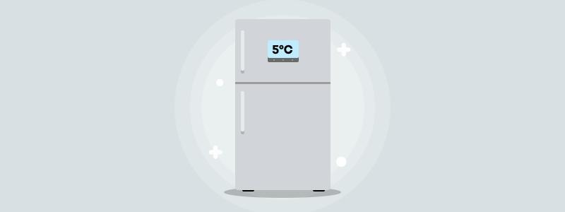 Spar på strømmen køleskab Spiir elsparetips