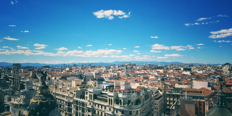 Madrid udlandsophold