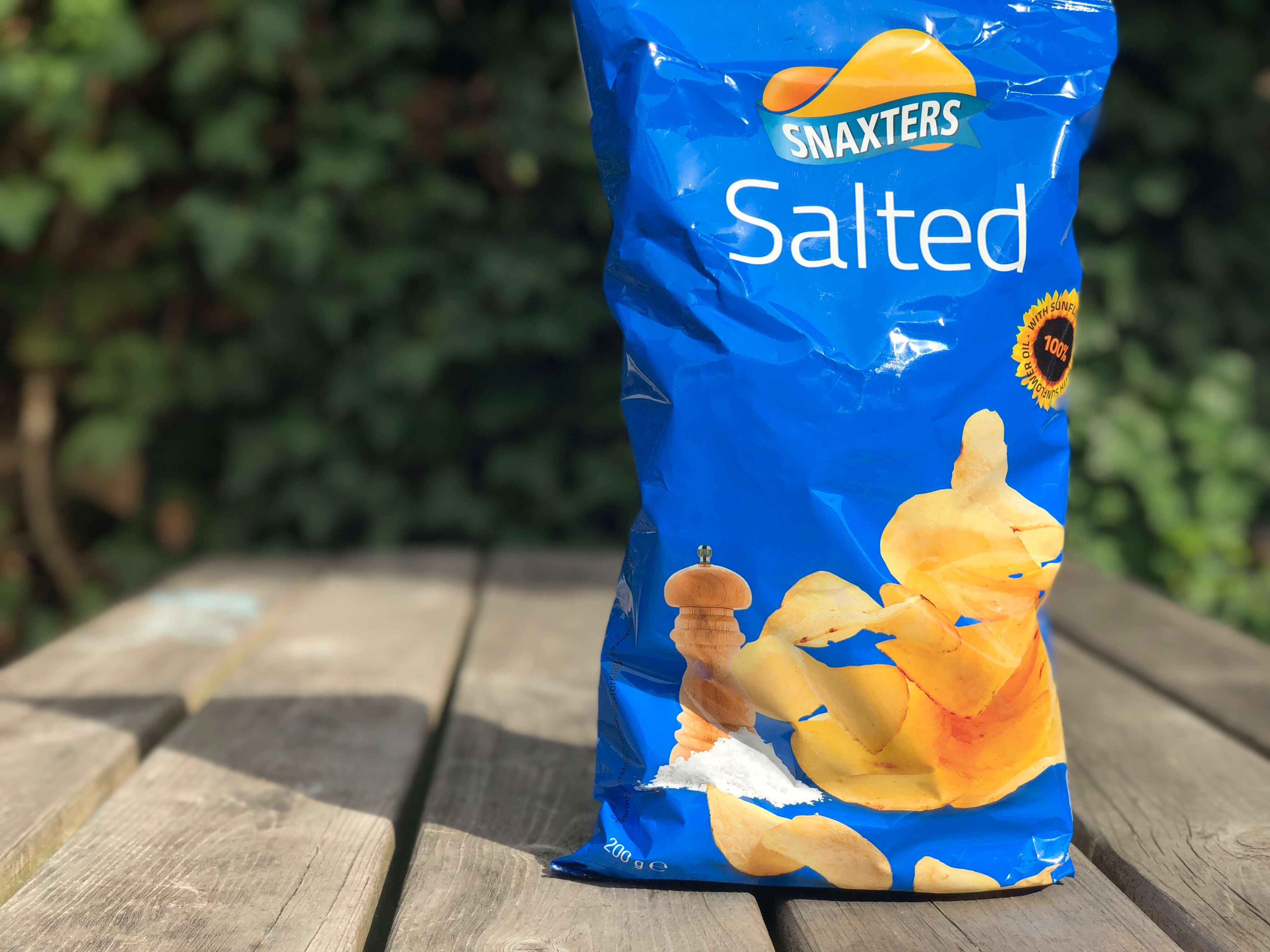 snaxters salted