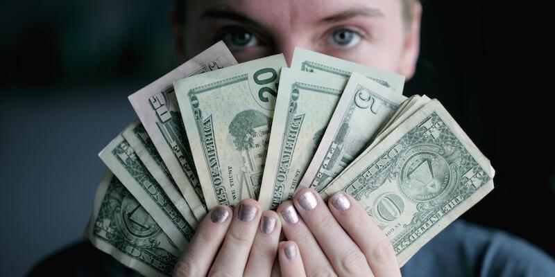 Slut med dårlig samvittighed over penge
