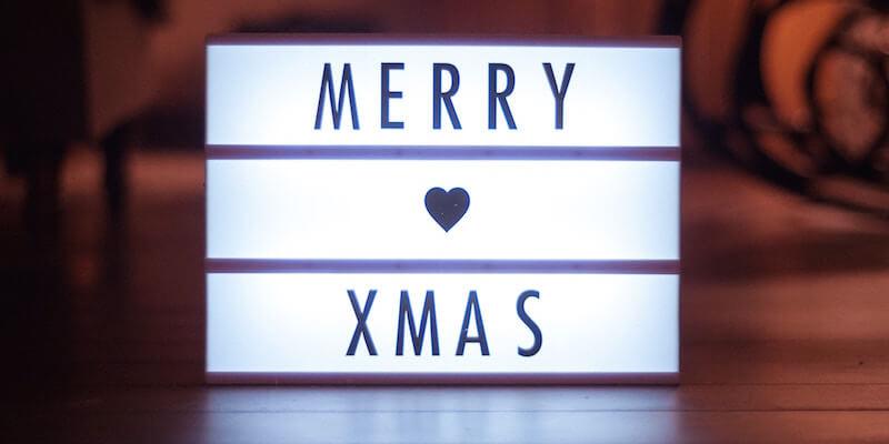 Sådan sparer du penge i julen
