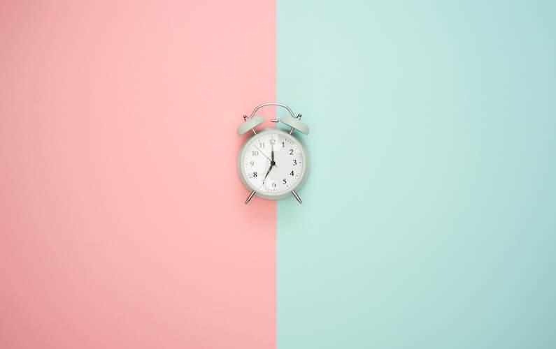 Minimalisme giver mere tid