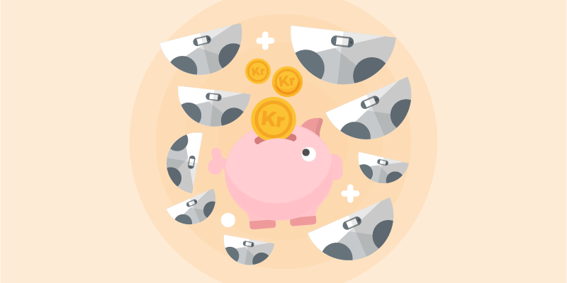 Løbende udgifter til baby