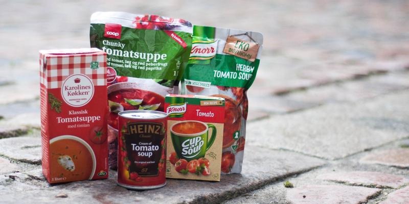 tomatsuppe heinz coop knorr karoline