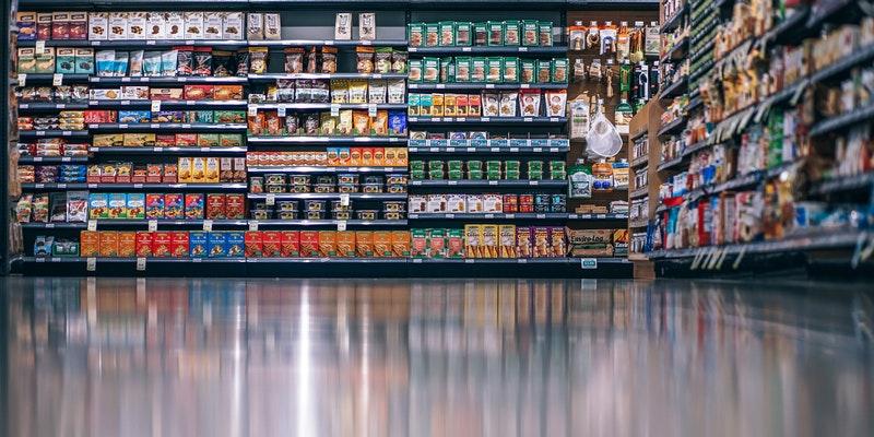 online supermarked hylder