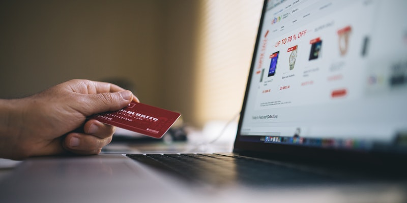 online supermarked shopping