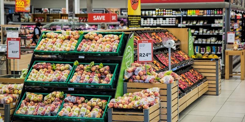 online supermarked dagligvarer