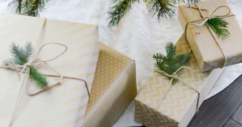 Gaveideer grøn jul
